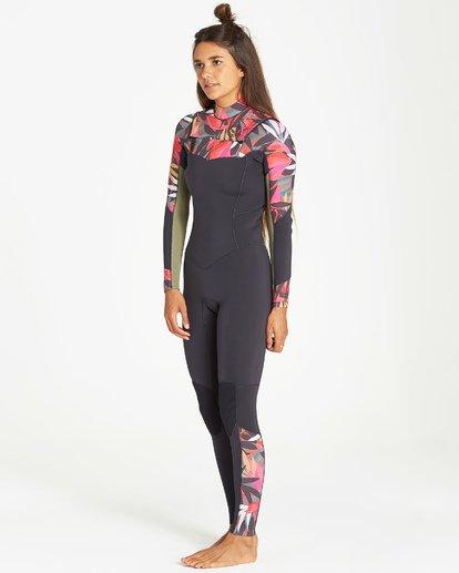 3 Salty Dayz 4/3 - Fullsuit Neoprenanzug für Frauen Mehrfarbig Q44G30BIF9 Billabong