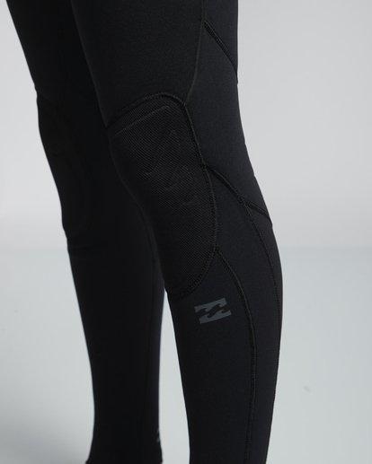 6 4/3mm Furnace Comp GBS - Chest Zip Fullsuit Neoprenanzug für Männer Schwarz Q44M03BIF9 Billabong