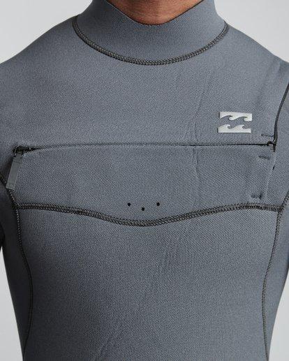 5 4/3mm Furnace Comp GBS - Chest Zip Fullsuit Neoprenanzug für Männer  Q44M03BIF9 Billabong