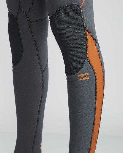 7 4/3mm Furnace Comp GBS - Chest Zip Fullsuit Neoprenanzug für Männer  Q44M03BIF9 Billabong
