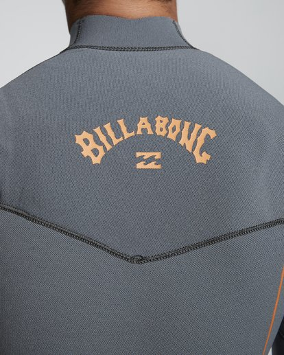 8 4/3mm Furnace Comp GBS - Chest Zip Fullsuit Neoprenanzug für Männer  Q44M03BIF9 Billabong