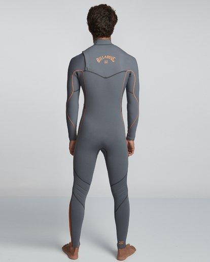 2 4/3mm Furnace Comp - Zipperless Fullsuit Neoprenanzug für Männer  Q44M05BIF9 Billabong