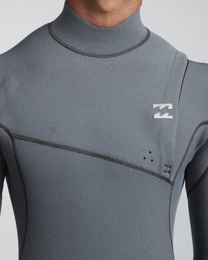 5 4/3mm Furnace Comp - Zipperless Fullsuit Neoprenanzug für Männer  Q44M05BIF9 Billabong