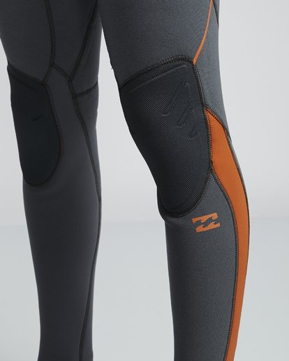 7 4/3mm Furnace Comp - Zipperless Fullsuit Neoprenanzug für Männer  Q44M05BIF9 Billabong