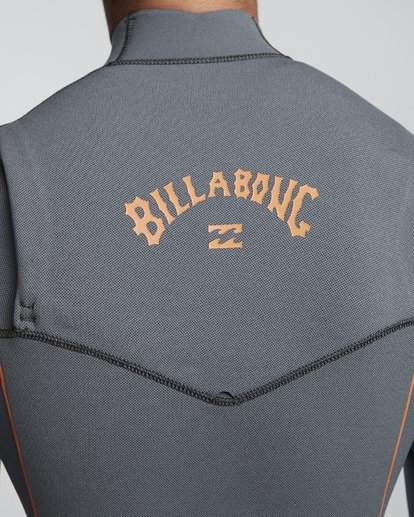 8 4/3mm Furnace Comp - Zipperless Fullsuit Neoprenanzug für Männer  Q44M05BIF9 Billabong