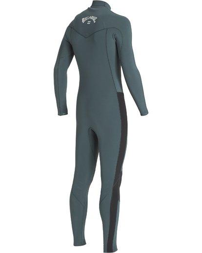 1 4/3mm Furnace Revolution - Chest Zip Long Sleeves Fullsuit Wetsuit for Men  Q44M07BIF9 Billabong