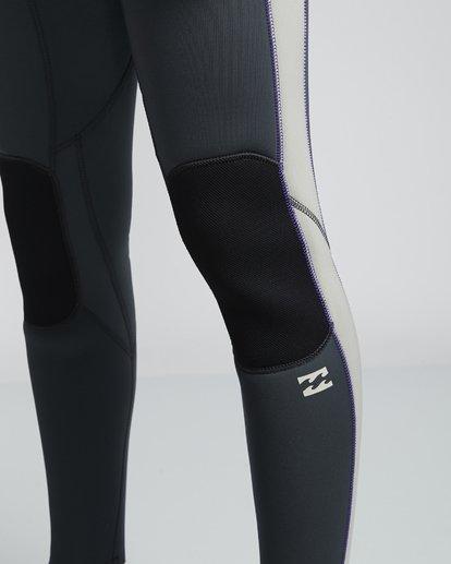 7 4/3mm Furnace Revolution - Chest Zip Langärmeliger Fullsuit Neoprenanzug für Männer  Q44M07BIF9 Billabong