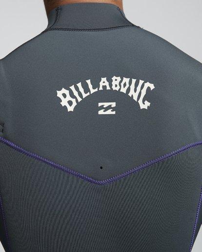 8 4/3mm Furnace Revolution - Chest Zip Langärmeliger Fullsuit Neoprenanzug für Männer  Q44M07BIF9 Billabong