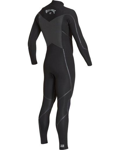 14 4/3mm Furnace Absolute X GBS - Chest Zip Neoprenanzug für Männer Schwarz Q44M08BIF9 Billabong