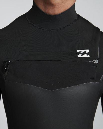 5 4/3mm Furnace Absolute X GBS - Chest Zip Neoprenanzug für Männer Schwarz Q44M08BIF9 Billabong
