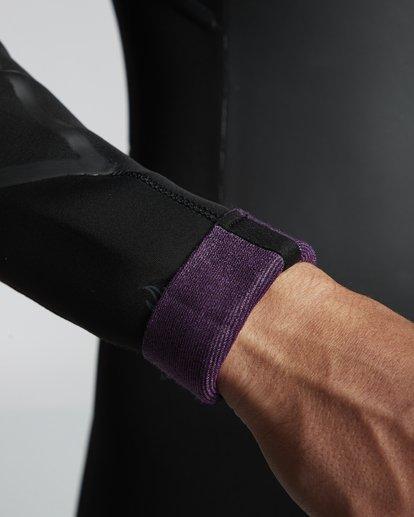 8 4/3mm Furnace Absolute X GBS - Chest Zip Neoprenanzug für Männer Schwarz Q44M08BIF9 Billabong