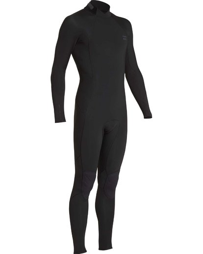 12 5/4mm Furnace Absolute GBS - Traje de Surf con Manga Larga y Cremallera en la Espalda para Chicos Negro Q45B03BIF9 Billabong