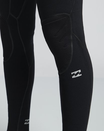 7 5/4mm Furnace Ultra  - Chest Zip für Männer Schwarz Q45M02BIF9 Billabong