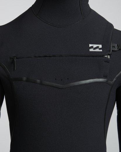 5 5/4mm Furnace Ultra Hd - Hood Neoprenanzug für Männer Schwarz Q45M03BIF9 Billabong