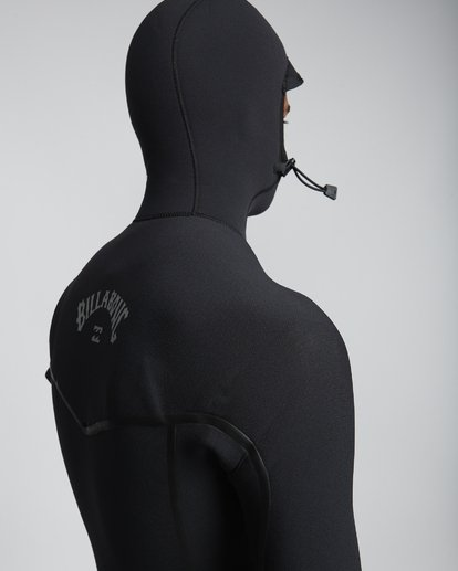 6 5/4mm Furnace Ultra Hd - Hood Neoprenanzug für Männer Schwarz Q45M03BIF9 Billabong