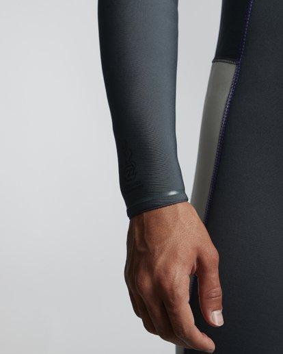 6 5/4mm Furnace Revolution - Chest Zip Langärmeliger Fullsuit Neoprenanzug für Männer  Q45M06BIF9 Billabong