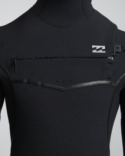5 7/6mm Furnace Carbon Ultra Hd - Hood Neoprenanzug für Männer Schwarz Q47M01BIF9 Billabong