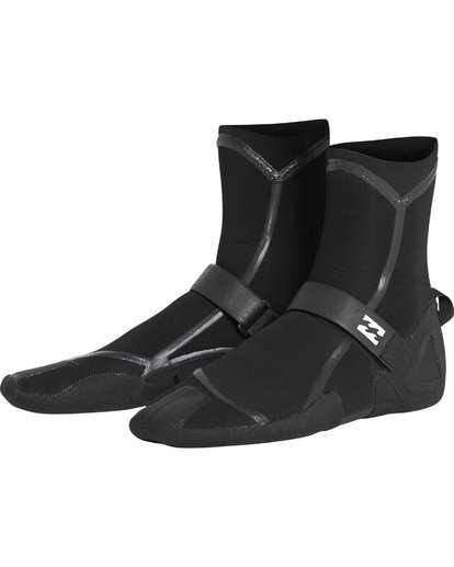 6 7mm Furnace Carbon Ultra - Split Toe Booties für Männer Schwarz Q4BT03BIF9 Billabong