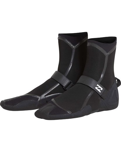 2 7mm Furnace Carbon Ultra - Split Toe Booties für Männer Schwarz Q4BT03BIF9 Billabong