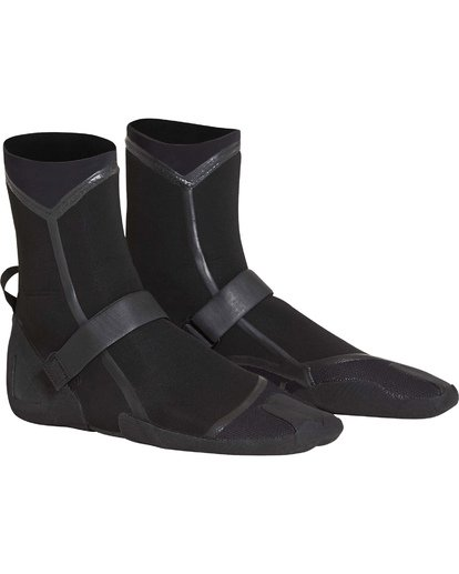 3 7mm Furnace Carbon Ultra - Split Toe Booties für Männer Schwarz Q4BT03BIF9 Billabong