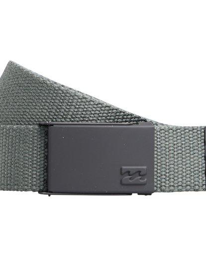 2 Cog - Belt for Men Green Q5BL02BIF9 Billabong