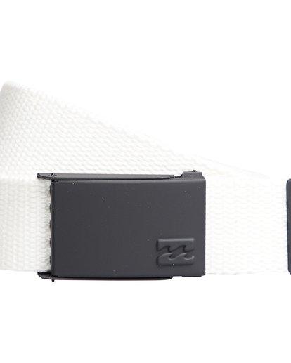 2 Cog - Cinturón para Hombre Beige Q5BL02BIF9 Billabong