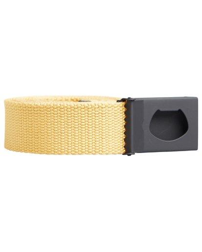 3 Cog - Belt for Men Yellow Q5BL02BIF9 Billabong