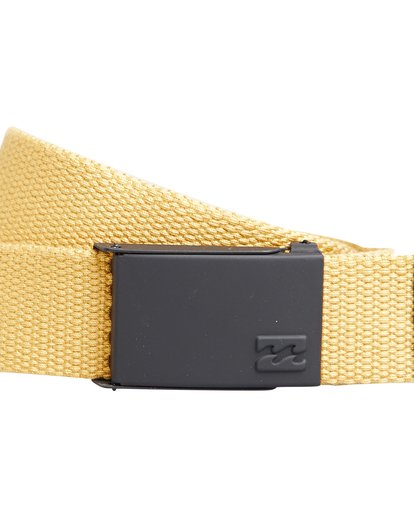 2 Cog - Belt for Men Yellow Q5BL02BIF9 Billabong