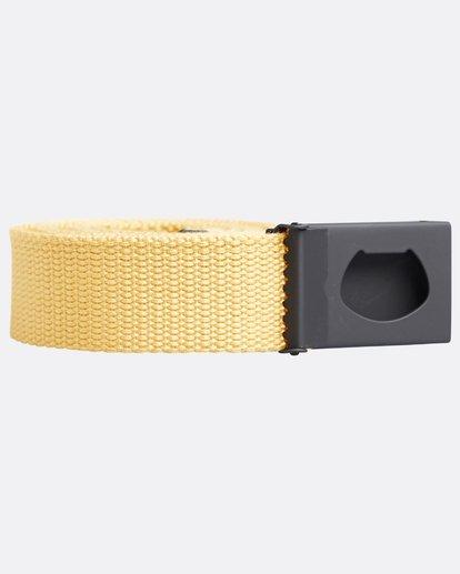 1 Cog - Belt for Men Yellow Q5BL02BIF9 Billabong