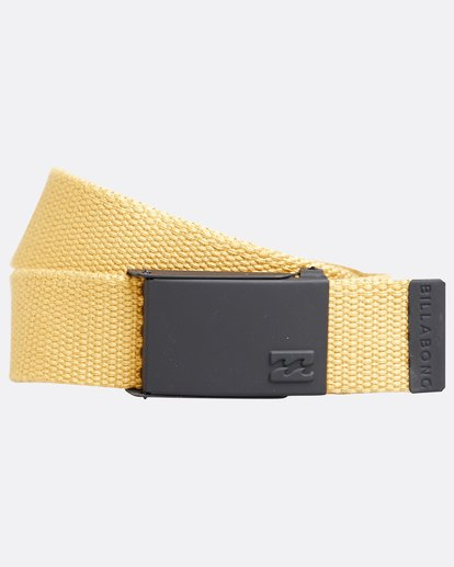 0 Cog - Belt for Men Yellow Q5BL02BIF9 Billabong