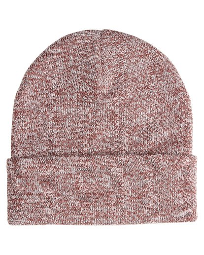3 Stacked Heather - Gorro Jaspeado Stacked para Hombre  Q5BN02BIF9 Billabong