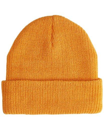 3 Arch - Beanie für Männer Orange Q5BN12BIF9 Billabong