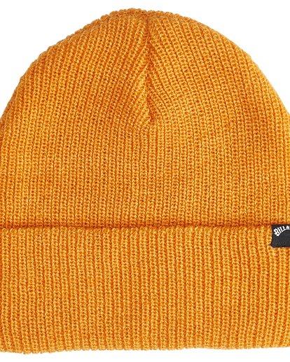 2 Arch - Beanie für Männer Orange Q5BN12BIF9 Billabong