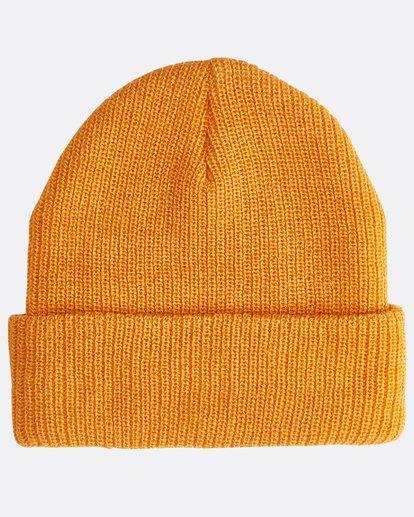 1 Arch - Beanie für Männer Orange Q5BN12BIF9 Billabong