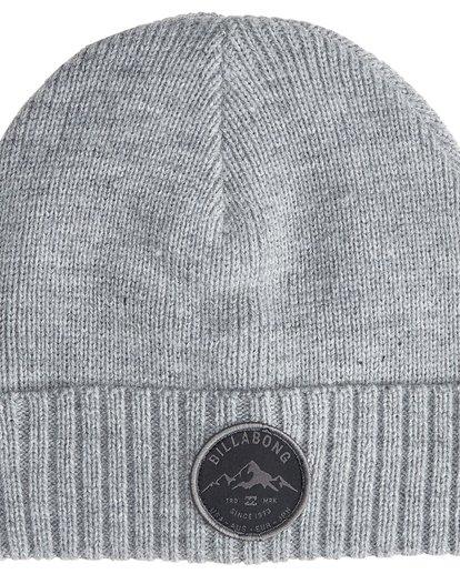 2 Ridge Polar - Beanie for Men Grey Q5BN17BIF9 Billabong