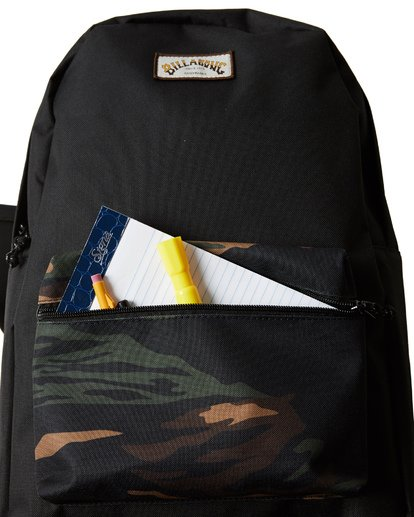 10 All Day Pack - Mochila para Hombre Camo Q5BP01BIF9 Billabong