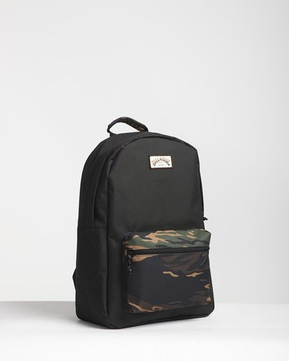 2 All Day Pack - Sac à dos pour Homme Camo Q5BP01BIF9 Billabong