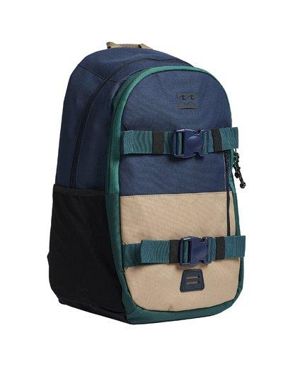 9 Command Skate Pack - Rucksack für Männer Grün Q5BP02BIF9 Billabong