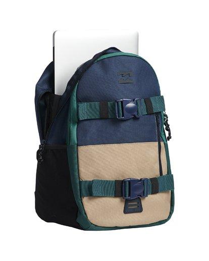 10 Command Skate Pack - Rucksack für Männer Grün Q5BP02BIF9 Billabong