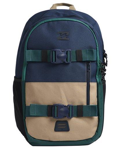 6 Command Skate Pack - Rucksack für Männer Grün Q5BP02BIF9 Billabong