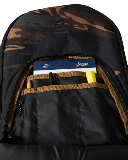 12 Command Skate Pack - Backpack for Men Camo Q5BP02BIF9 Billabong