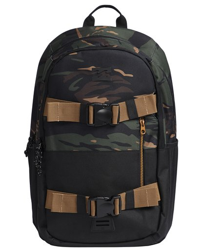 6 Command Skate Pack - Backpack for Men Camo Q5BP02BIF9 Billabong
