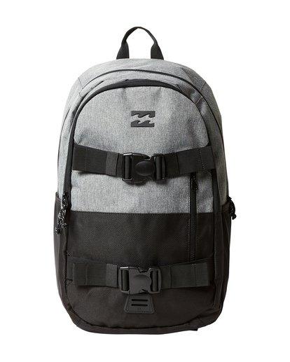 6 Command Skate Pack - Backpack for Men Gray Q5BP02BIF9 Billabong