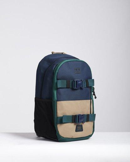 4 Command Skate Pack - Rucksack für Männer Grün Q5BP02BIF9 Billabong