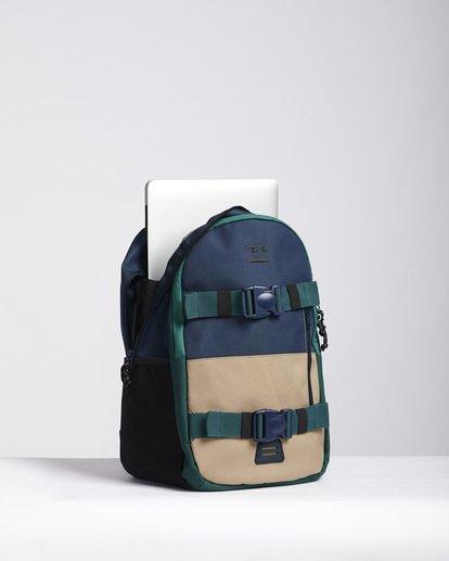 3 Command Skate Pack - Rucksack für Männer Grün Q5BP02BIF9 Billabong