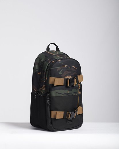 2 Command Skate Pack - Backpack for Men Camo Q5BP02BIF9 Billabong