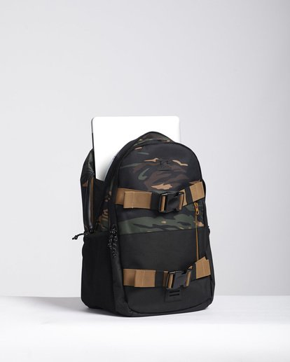 3 Command Skate Pack - Backpack for Men Camo Q5BP02BIF9 Billabong