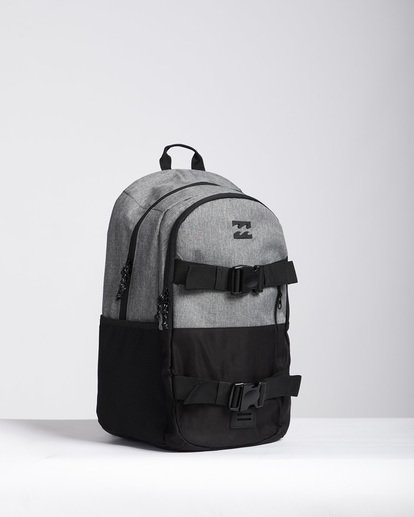 4 Command Skate Pack - Backpack for Men Gray Q5BP02BIF9 Billabong