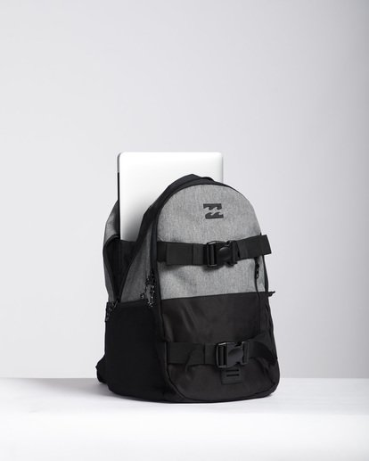 5 Command Skate Pack - Backpack for Men Gray Q5BP02BIF9 Billabong