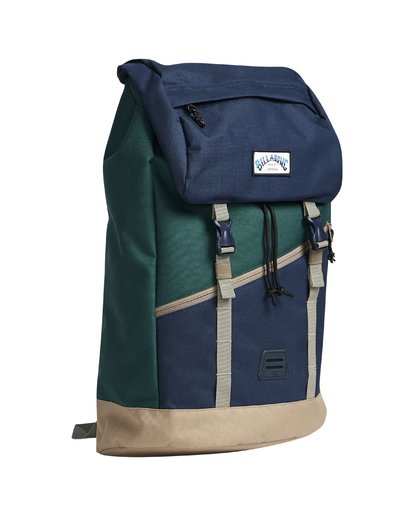 9 Track Pack - Backpack for Men Green Q5BP03BIF9 Billabong